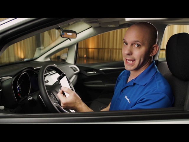 2017 Honda Fit Tips & Tricks: Bluetooth