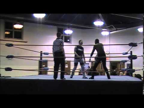 Marcus Mason vs Dean Richards