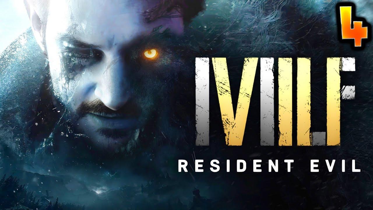 C'EST CELUI QUI DIT QUI EST !!! -Resident Evil 8 : Village- Ep.4 avec Bob Lennon