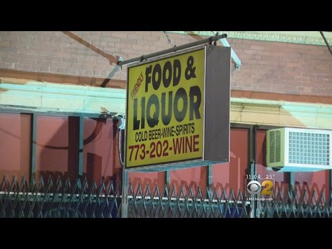 Liquor Store Robbery Ends With Shootout In Portage Park