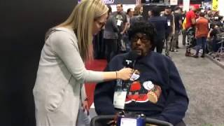 Dr. Nadia Azar with James Gadson on Our Drumming Injuries Series