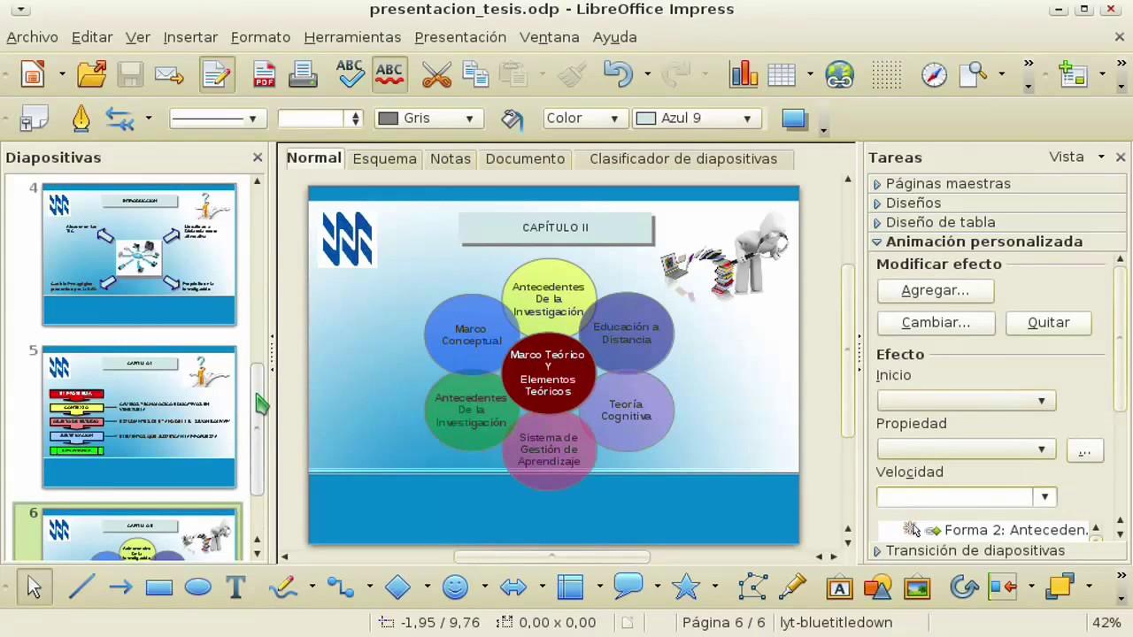c u00f3mo crear presentaciones  diapositivas  para tesis con