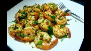 Garlic Shrimp   Taste of Trini