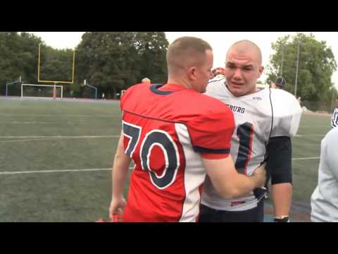 U.S. Military Airman Surprises Son at his Football Game (Emotional Version) Surprise!