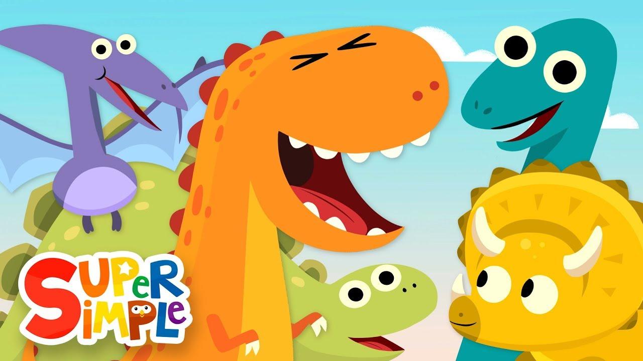 Image result for 10 little dinosaurs