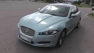 Выбираем б\у авто Jaguar XF (бюджет 1.000-1.100тр)