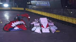 BattleBots Basement Tapes: PETUNIA vs. SUBZERO