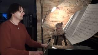 An einem Morgen im April (Rosenstolz) Piano Cover