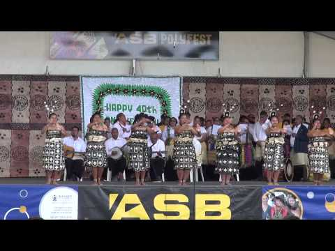 Massey High School, Tonga Group 2, Polyfest, 2015
