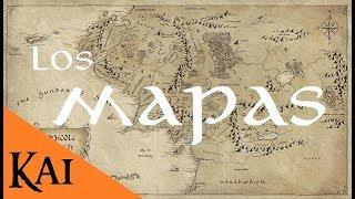 Los Mapas de Arda y la Tierra Media