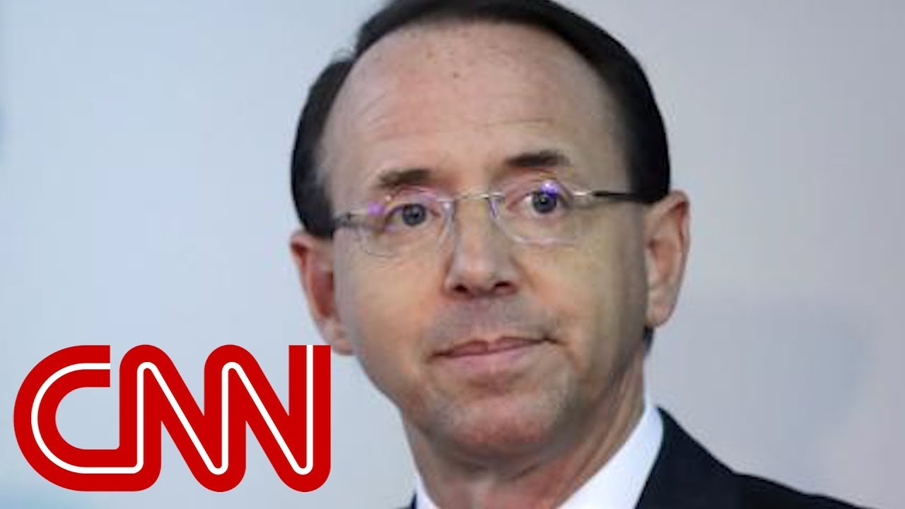 Fate of Rosenstein, Russia investigation unclear