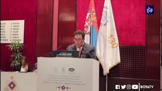الطراونة يدعو رؤساء البرلمانات الدولية لرفض أي توجهات لنقل السفارات للقدس (14/10/2019)