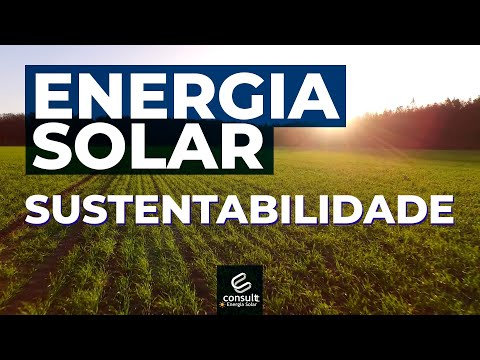 Sustentabilidade - Consultt Solar