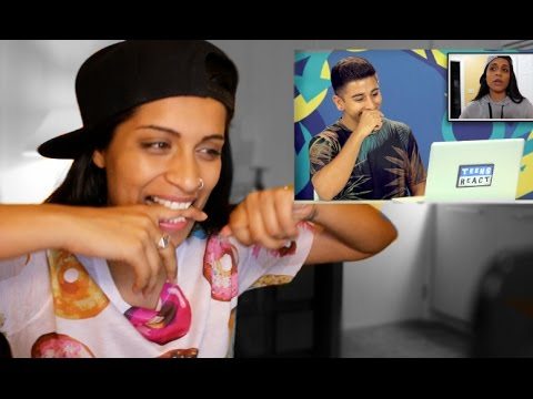 IISuperwomanII Reacts to 'Teens React to IISuperwomanII' (ft ...