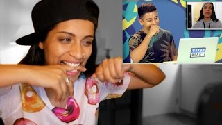 IISuperwomanII Reacts to 'Teens React to IISuperwomanII' (ft. Parents)