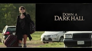 Isabelle Fuhrman - Down A Dark Hall trailer