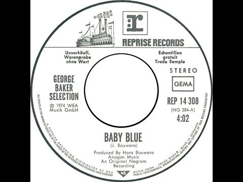 Baby Blue - George Baker