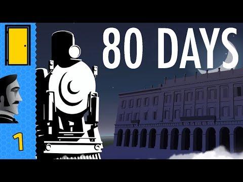 80 Days - Globe Trotting