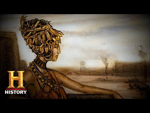 Ancient Aliens: Queen's Skull Reveals Extraterrestrial Secrets (Season 6) | History