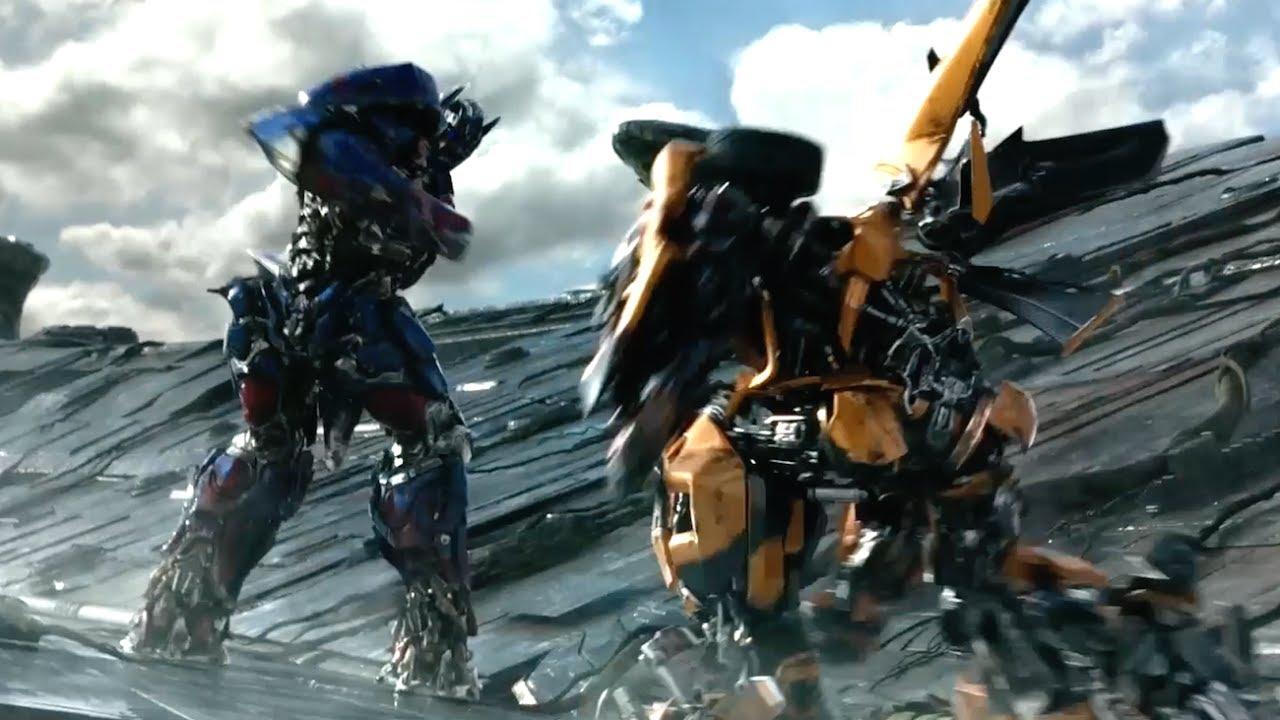 Transformers L Ultimo Cavaliere Di Michael Bay Optimus Prime
