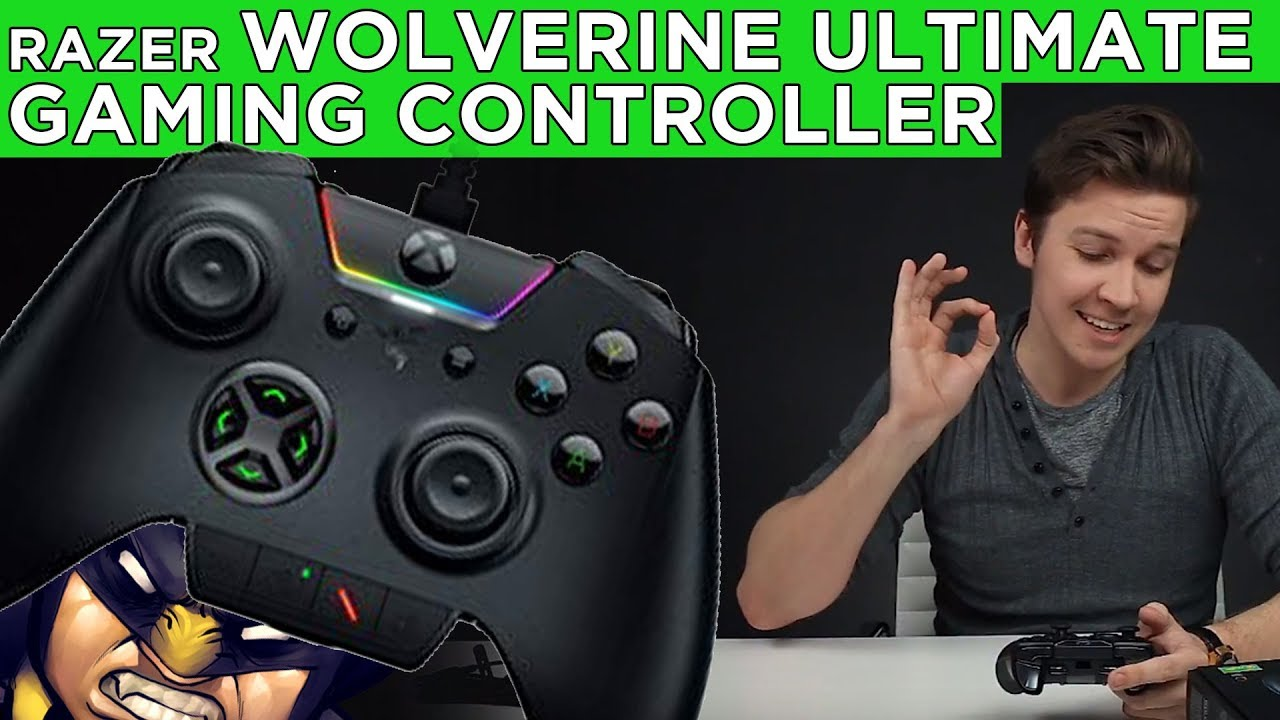 Controller improves your rank? | Razer Wolverine Ultimate