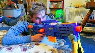 Testing Awesome Nerf Guns!