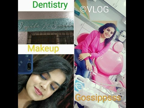 Visit to a friend ~ dentist ~ NEELAM = Goosipin n Makeup | Garima Verma