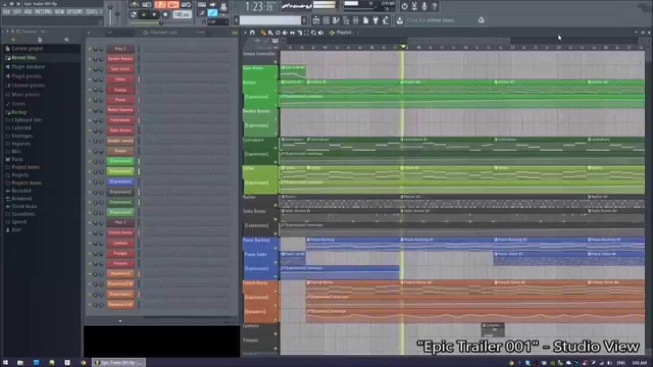fl studio 12 beta