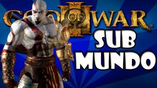 God Of War 3: Epica Batalha com Hades - O Rei do Sub mundo +16