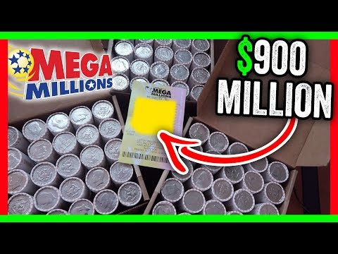 WHAT WOULD YOU DO WITH $900 MILLION DOLLARS? MEGA MILLIONS JACKPOT 2018