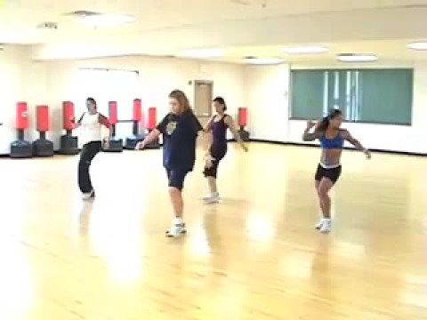 Zumba Fitness with DAR - BELLY DANZA by MS WENDY SMITH..