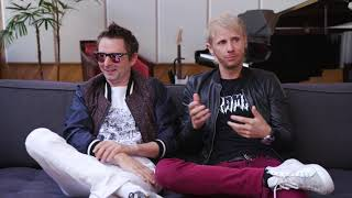 Muse  Creating The Dark Side Simulation... @ www.OfficialVideos.Net