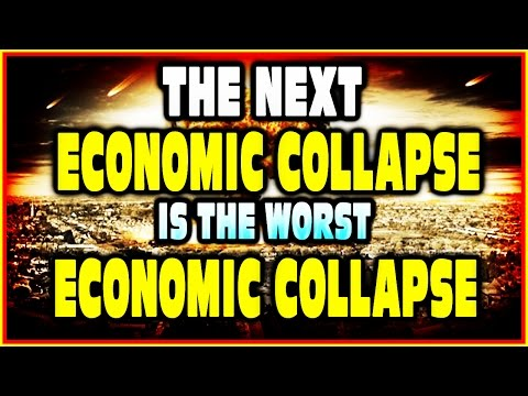 GREGORY MANNARINO  |  The Next Economic Collapse Won't Comparable With Previous Economic Collapses