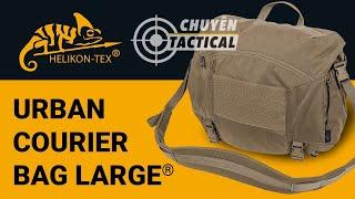 Trên tay Túi đeo Helikon-Tex Urban Courier Bag - Chuyentactical.com
