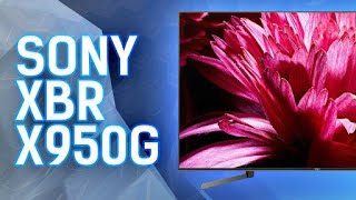 Sony XBR X950G Series Review - XBR65X950G