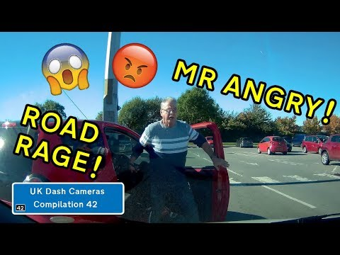 UK Dash Cameras - Compilation 42 - 2018 Bad Drivers, Crashes + Close Calls