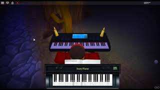 The Swan by: Saint-Seans on a ROBLOX piano.
