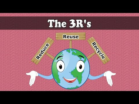 The 3 R's for Kids