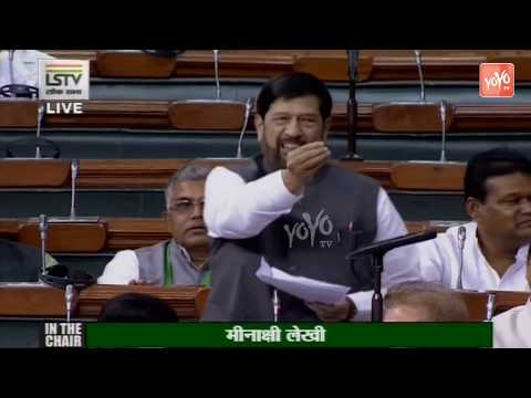 Girish Bhalchandra Bapat First Speech In Lok Sabha | Pune | PM MODI | BJP VS Congress | YOYO TV