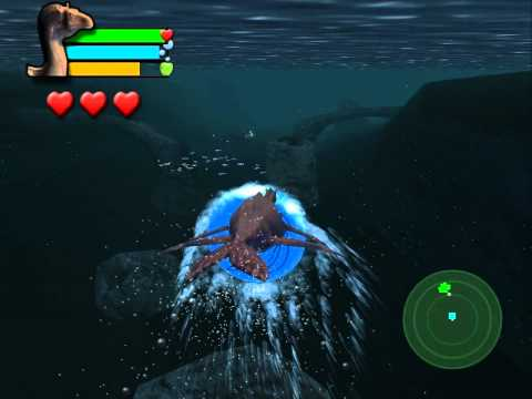 The Water Horse Legend Of The Deep Level 12 Gameplay (Испытание Виктории)