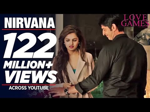 NIRVANA  Song  LOVE GAMES  Gaurav Arora, Tara Alisha Berry, Patralekha  TSERIES