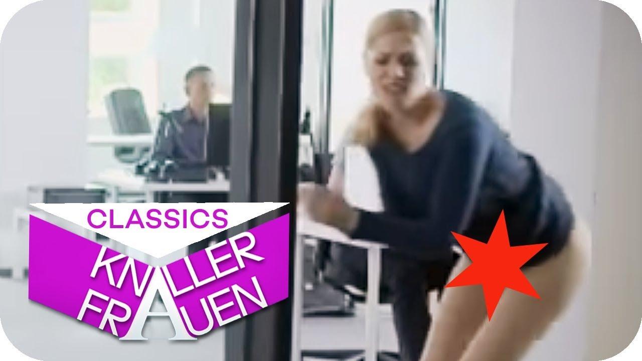 Geiler Boss [subtitled] | Knallerfrauen mit Martina Hill