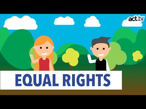 Why The Equal Rights Amendment Matters