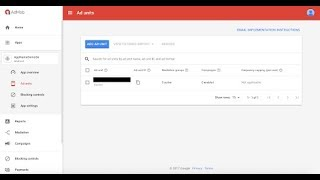 How to create  your admob   account  and monetize  your own app new trick  2018