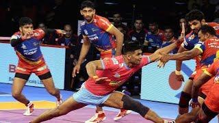 Pro Kabaddi 2018 Highlights | Jaipur Pink Panthers vs UP Yoddha | Hindi