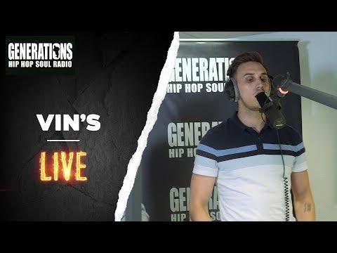 Youtube: Vin's | Live Generations »Ca c'est fait»