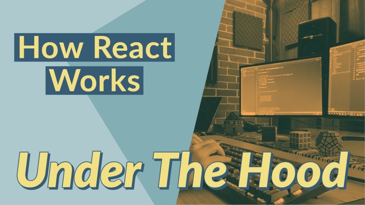 How a React App Works Under the Hood
