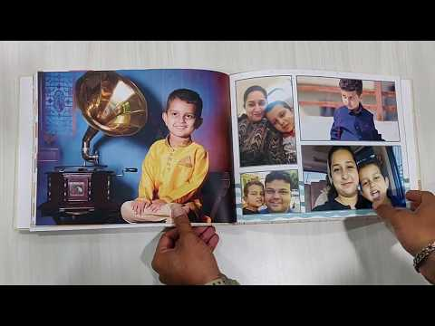 Best Kids Special Photo Book By Picsy | Online Photo Book
