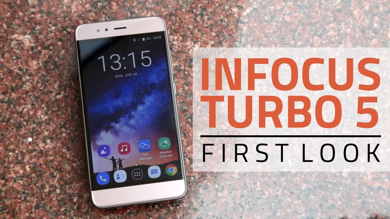 huge selection of 27ab8 19900 InFocus Turbo 5 First Look | Price, Camera, Specifications, and More