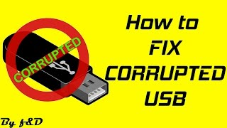 How to fix a corrupted USB with MiniTool partition wizard